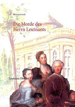 Die Morde des Herrn Leutnants von Ostwald,  Thomas