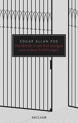 Die Morde in der Rue Morgue und andere Erzählungen von Poe,  Edgar Allan, Pütz,  Manfred