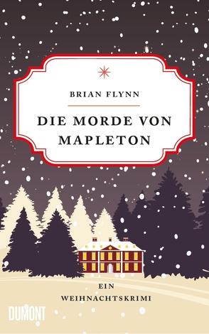 Die Morde von Mapleton von Flynn,  Bryan, Först,  Barbara