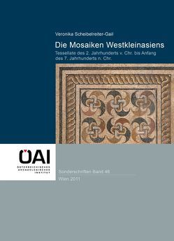 Die Mosaiken Westkleinasiens. von Scheibelreiter-Gail,  Veronika