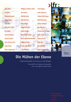 Die Mühen der Ebene von Reinhold,  Dorothee