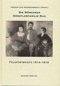 Die Münchner Künstlerfamilie Max von von Kerssenbrock,  Verena