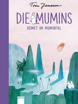 Die Mumins (2). Komet im Mumintal von Jansson,  Tove, Kicherer,  Birgitta