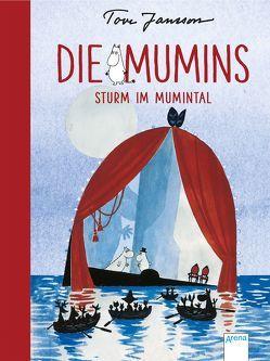 Die Mumins (5). Sturm im Mumintal von Jansson,  Tove, Kicherer,  Birgitta