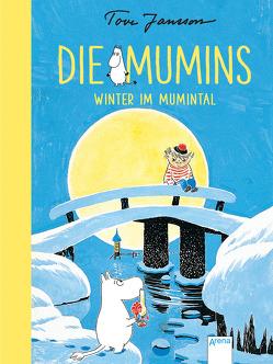 Die Mumins (6). Winter im Mumintal von Jansson,  Tove, Kicherer,  Birgitta