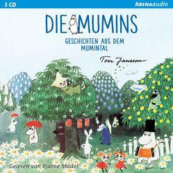 Die Mumins. Geschichten aus dem Mumintal von Jansson,  Tove, Mädel,  Bjarne
