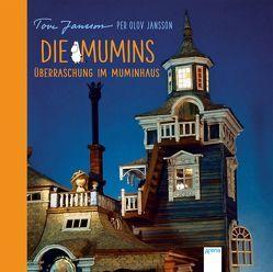 Die Mumins. Überraschung im Muminhaus von Jansson,  Per Olov, Jansson,  Tove, Kicherer,  Birgitta