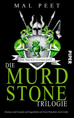 Die Murdstone-Trilogie von Brandhorst,  Andreas, Peet,  Mal