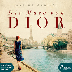 Die Muse von Dior von Berger,  Wolfgang, Gabriel,  Marius