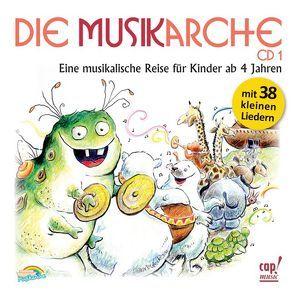Die Musikarche (CD) von Hanßmann,  Matthias