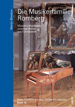 Die Musikerfamilie Romberg von Blindow,  Martin