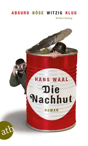 Die Nachhut von Waal,  Hans