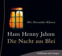 Die Nacht aus Blei von Jahnn,  Hans Henny