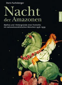 Nacht der Amazonen von Fuchsberger,  Doris