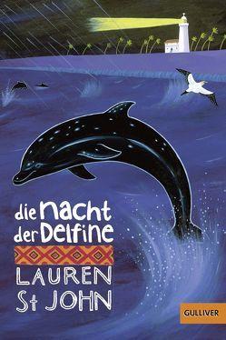 Die Nacht der Delfine von Dean,  David, Renfer,  Christoph, St John,  Lauren