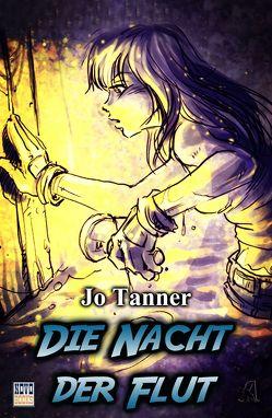Die Nacht der Flut von Tanner,  Jo