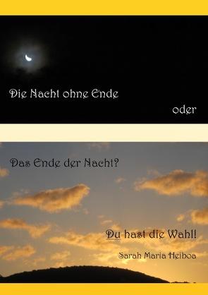 Die Nacht ohne Ende oder das Ende der Nacht? von Heiboa,  Sarah Maria