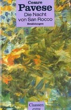 Die Nacht von San Rocco von Pavese,  Cesare