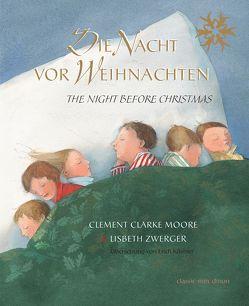 Die Nacht vor Weihnachten von Moore,  Clement Clarke, Zwerger,  Lisbeth