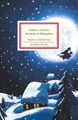 Die Nacht vor Weihnachten von Gogol,  Nikolai, Trottenberg,  Dorothea, Zaeri,  Mehrdad