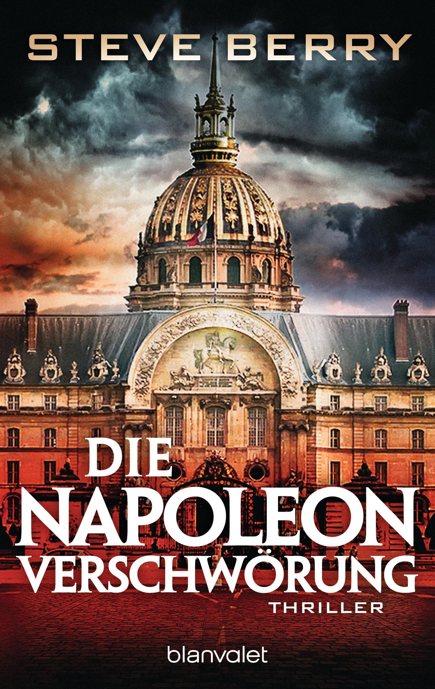 Briefe Von Napoleon : Die napoleon verschwörung von berry steve ostrop