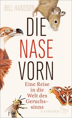 Die Nase vorn von Hansson,  Bill, Vogel,  Sebastian
