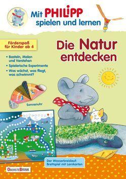 Die Natur entdecken von Landa,  Norbert, Türk,  Hanne
