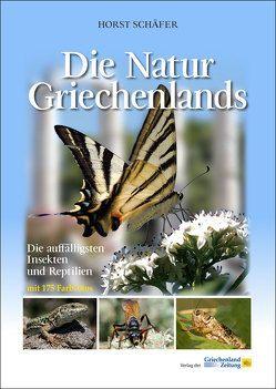 Die Natur Griechenlands von Schaefer,  Horst