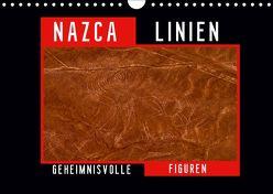 Die NAZCA Linien – Geheimnisvolle Figuren (Wandkalender 2019 DIN A4 quer) von Louis,  Fabu