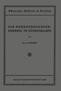 Die Nebenproduktenkokerei in Südrussland von Litinsky,  L.