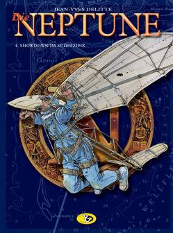 Die Neptune #4 von Delitte,  Jean-Yves, Kunz,  Roland