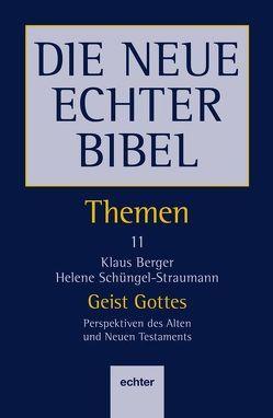 Themen / Geist Gottes von Berger,  Klaus, Schüngel-Straumann,  Helene