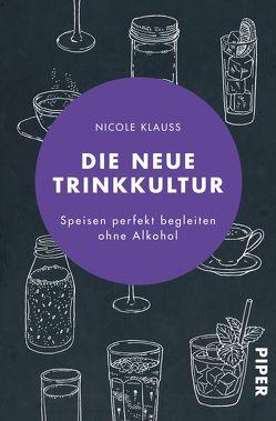 Die neue Trinkkultur von Klauß,  Nicole