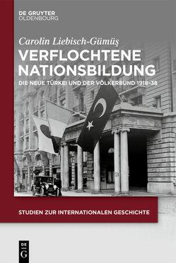 Die 'neue Türkei' in der internationalen Organisation von Liebisch-Gümüş,  Carolin Elisabeth