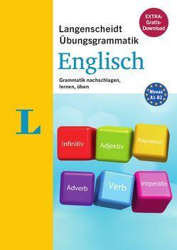 Langenscheidt Übungsgrammatik Englisch – Buch mit PC-Software zum Download von Langenscheidt,  Redaktion