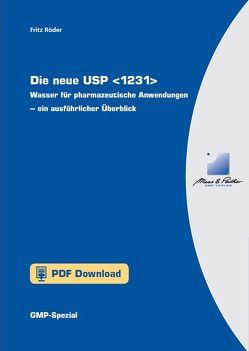 Die neue USP von Roeder,  Fritz