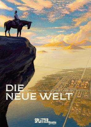 Die Neue Welt von Armanet,  François, Carloni,  Stefano, Coyère,  Xavier, Helpert,  Jean