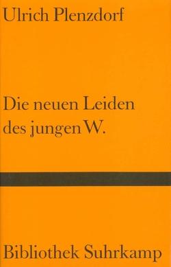Die neuen Leiden des jungen W von Plenzdorf,  Ulrich