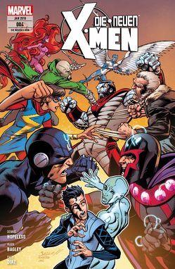 Die neuen X-Men von Bagley,  Mark, Bigerel,  Yves, Diaz,  Paco, Grace,  Sina, Hopeless,  Dennis, Petz,  Jürgen, Smith,  Cory