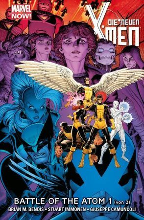 Die neuen X-Men – Marvel Now! von Bendis,  Brian Michael, Lopez,  David