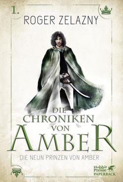 Die neun Prinzen von Amber von Schlück,  Thomas, Zelazny,  Roger