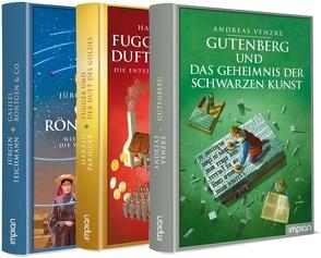Die Neuzeit im Paket von Parigger,  Harald, Teichmann,  Jürgen, Venzke,  Andreas