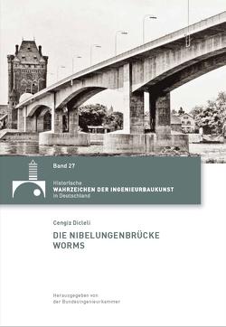 Die Nibelungenbrücke Worms von Dicleli,  Cengiz