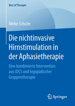 Die nichtinvasive Hirnstimulation in der Aphasietherapie von Schulte,  Meike