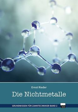 Die Nichtmetalle von Rieder,  Ernst
