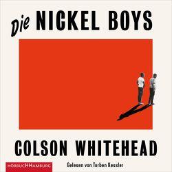 Die Nickel Boys von Ahrens,  Henning, Whitehead,  Colson