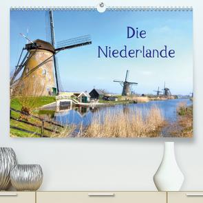 Die Niederlande (Premium, hochwertiger DIN A2 Wandkalender 2021, Kunstdruck in Hochglanz) von Kruse,  Joana