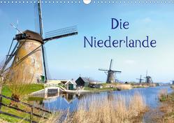 Die Niederlande (Wandkalender 2021 DIN A3 quer) von Kruse,  Joana
