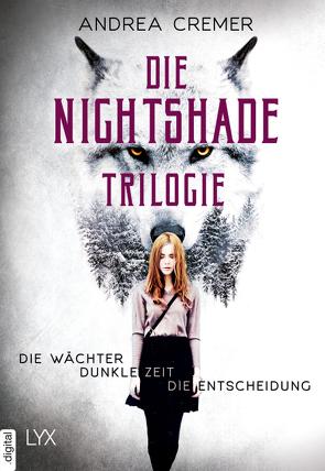 Die Nightshade-Trilogie von Cremer,  Andrea, Link,  Michaela