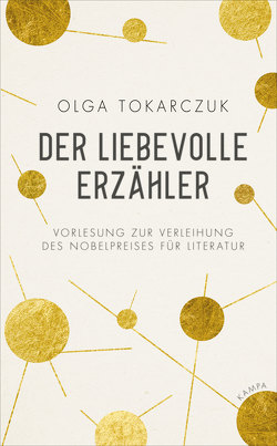 Die Nobelpreisrede von Quinkenstein,  Lothar, Tokarczuk,  Olga